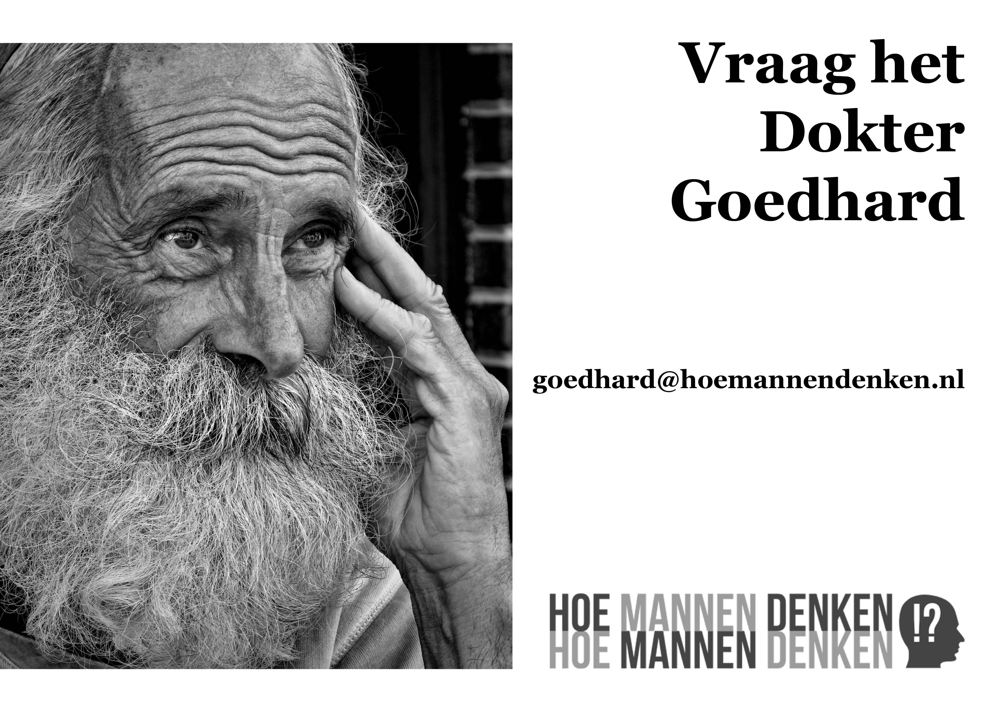 Dokter Goedhard Oude man mail