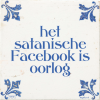 Ginnegappen op Facebook