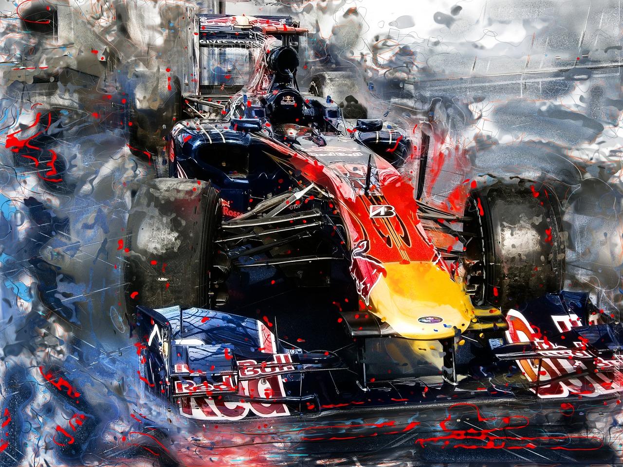 Max Verstappen - Formule 1