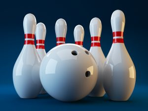 Bowling kinderfeestje