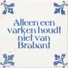 Het leven is goed in het Brabantse land