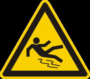 antislip mat - uitglijden