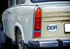 Teabant DDR