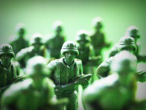 soldaat tin speelgoed