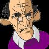 Willem karikatuur
