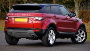 Range Rover Evoque bumperklever