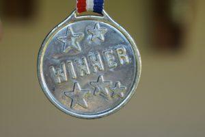 medaille winnaar medal