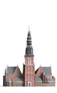 kerk pastoor ptss