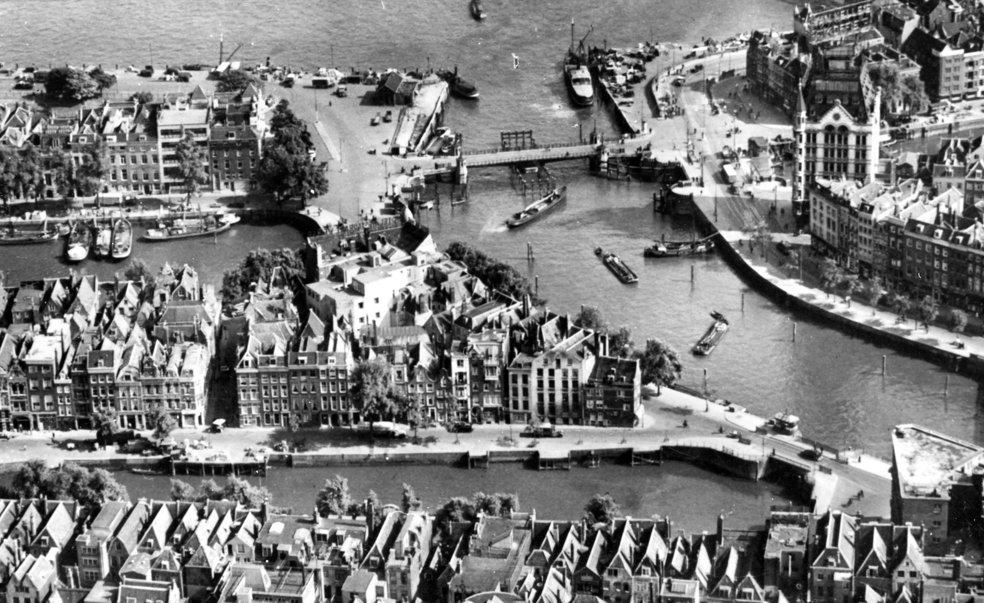 Haven Rotterdam, 1939
